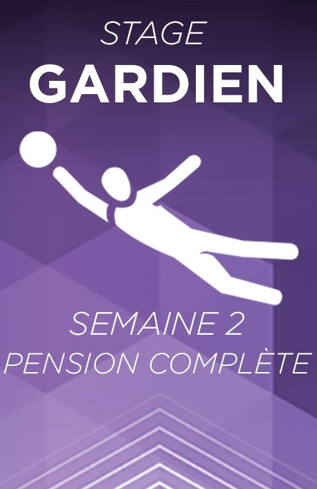 Stage TFC Academy | Semaine 2 | Gardien | Demi-Pension